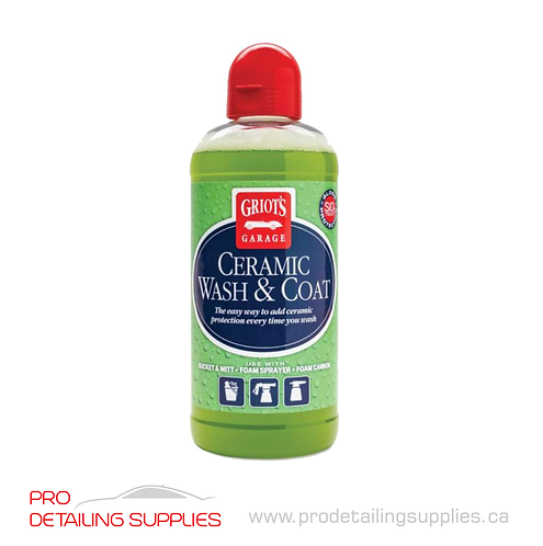 Griot's Garage Ceramic Wash & Coat