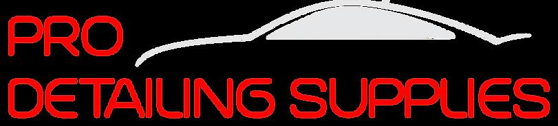 Pro detailing Supplies Logo