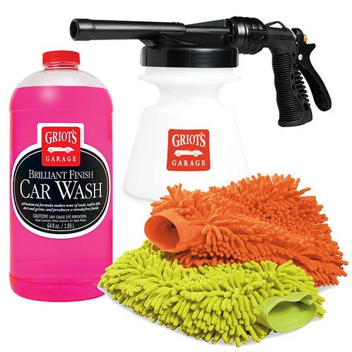 Griot's Garage Foaming Car Wash Kit