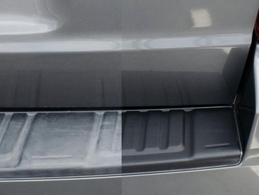 Restoring & Protecting Exterior Vehicle Trim
