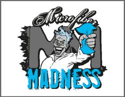 Microfiber Madness towels