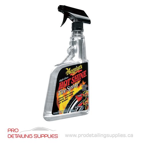 Meguiar's (12024C) Hot Shine Tire Spray - 709 ml