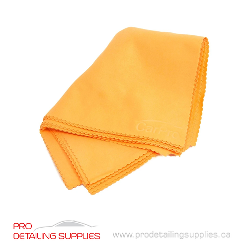 CarPro Suede Microfiber Towel - 40 cm X 40 cm