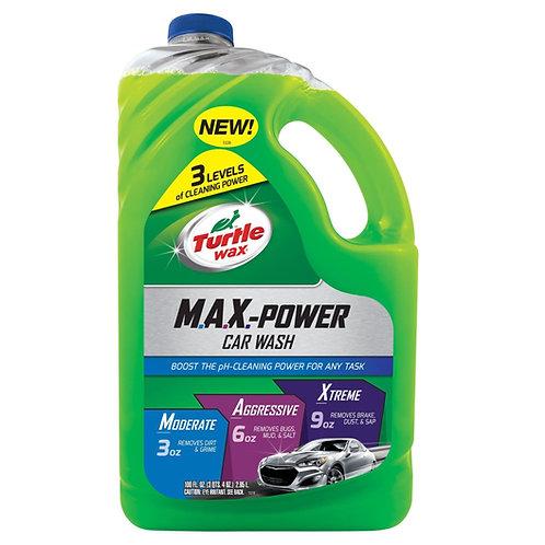 Turtle Wax Max Power Car Wash