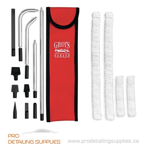 Griot's Garage Detailing Stick and Sock Kit
