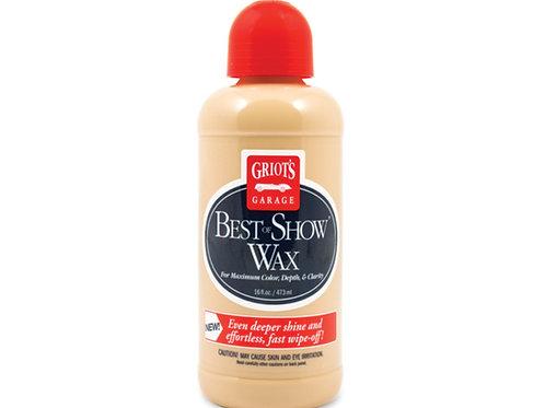 Griot's Garage Best of Show Wax