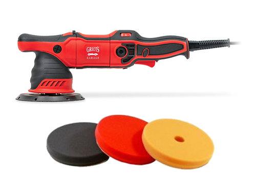 Griot's Garage G9 Random Orbital Polisher & Pad Kit