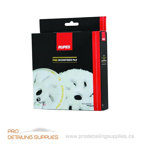 Rupes Fine Microfiber Pad - 2 pk
