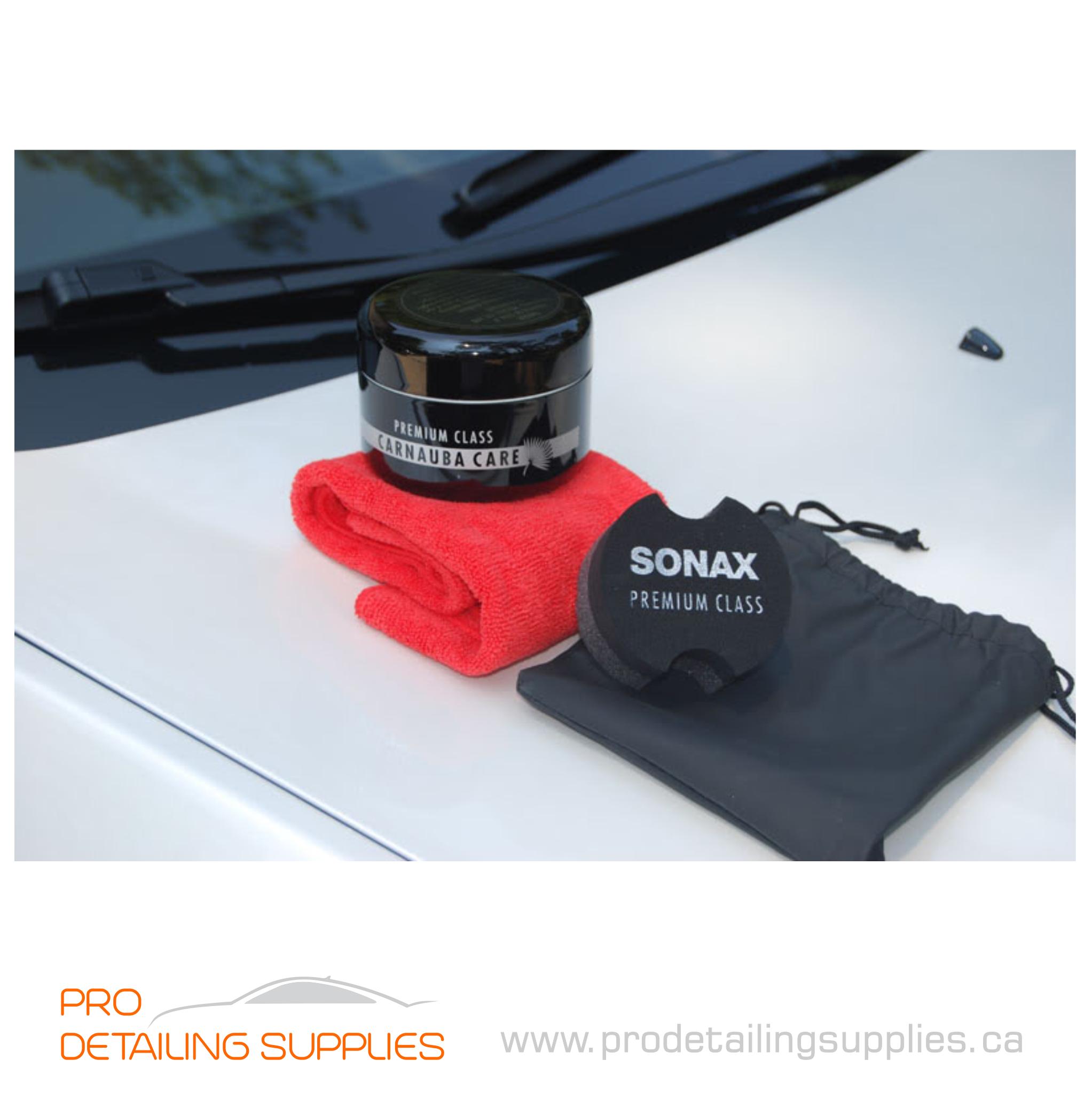 Sonax (211200) Premium Class Carnauba Wax - 176 gr