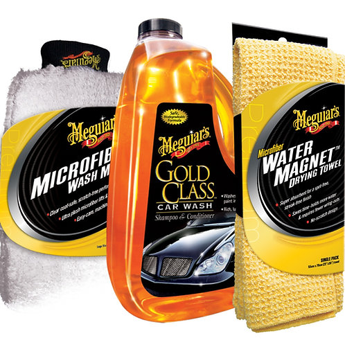 Meguiar's Car Wash Kit