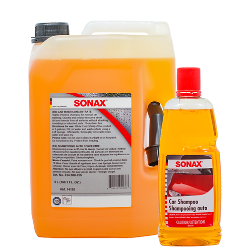 Sonax Car Shampoo