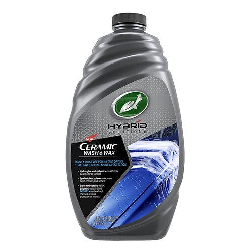 Turtle Wax Hybrid Solutions Ceramic Wash & Wax -