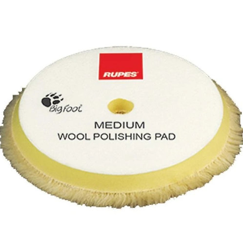 Rupes Medium Wool Polishing Pad