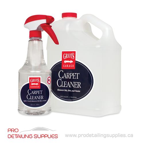 Griot's Garage Carpet Cleaner