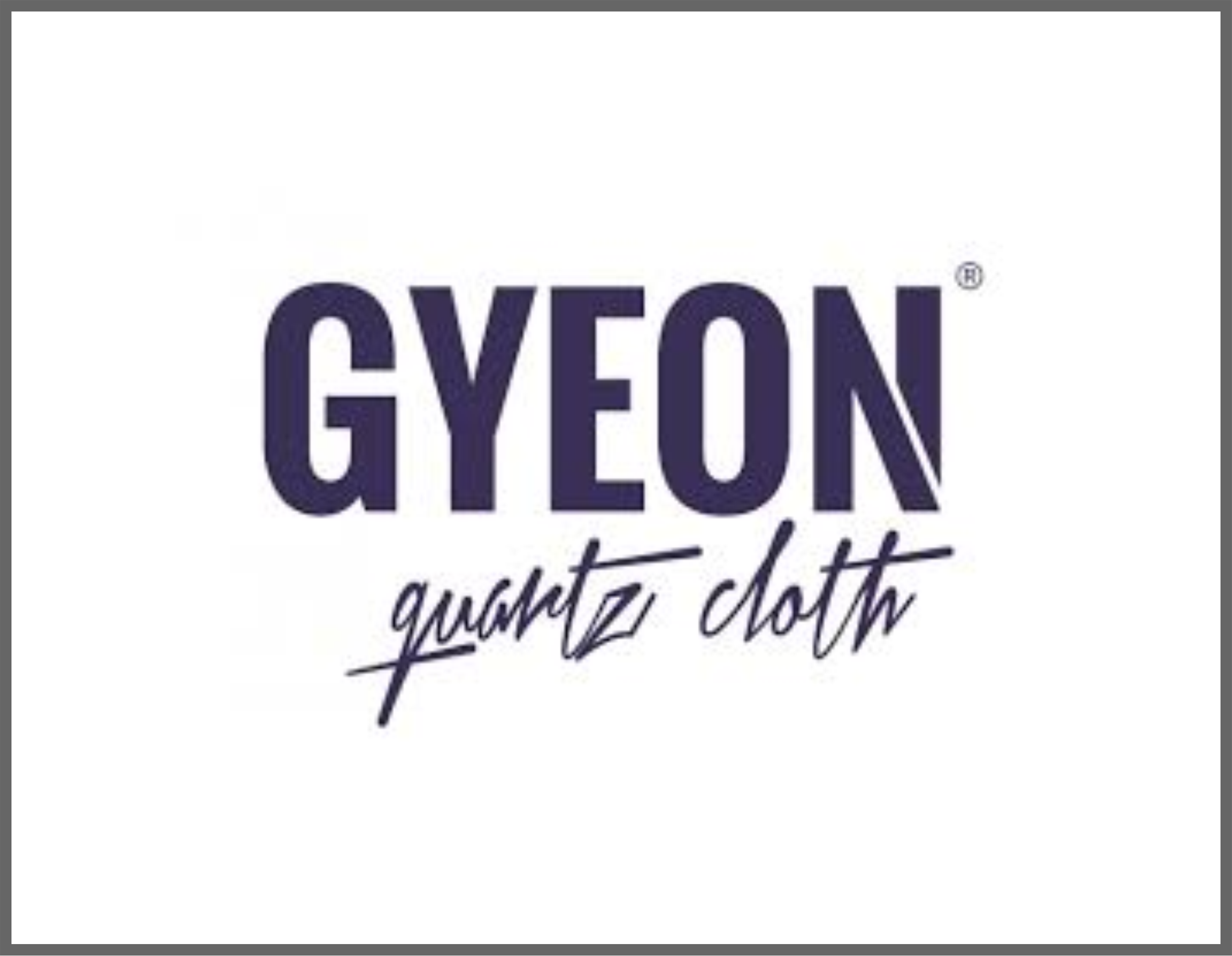 Gyeon Car Detailing products