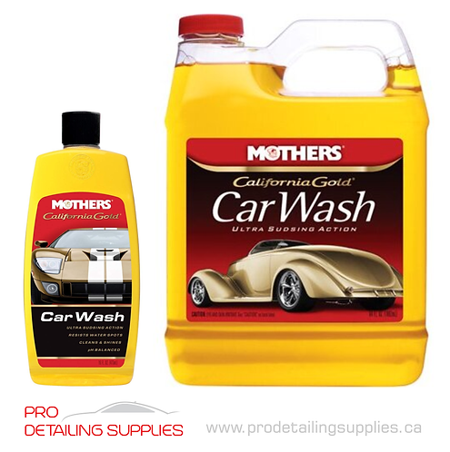 Mother's California Gold® Car Wash (16 & 64 oz)