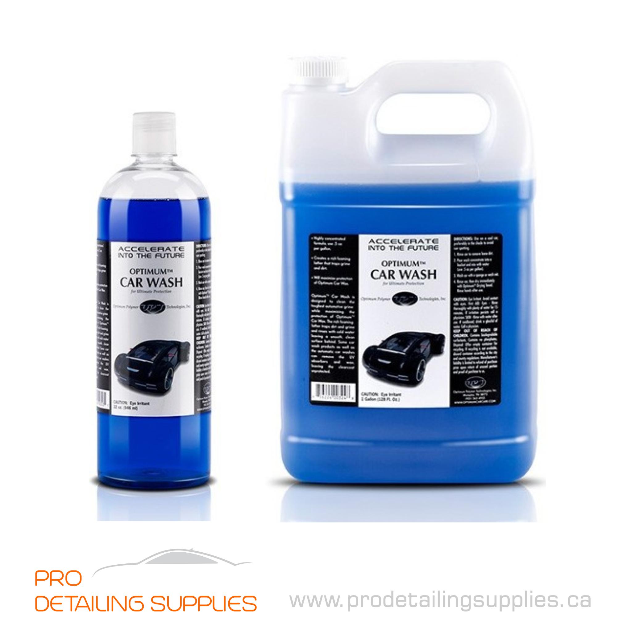 Optimum Car Wash Prodetailingsupplies