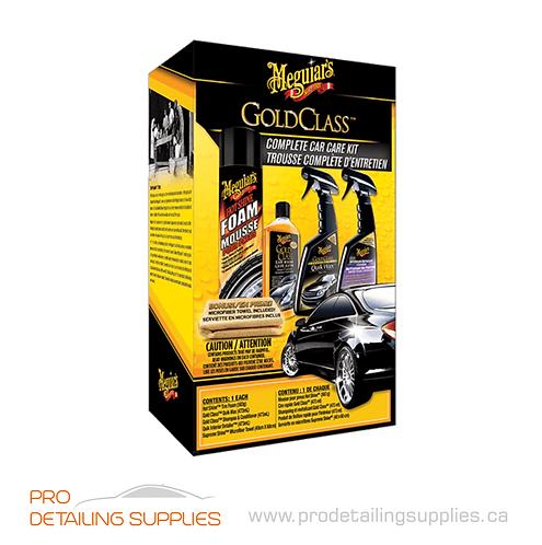 Meguiar's (G55125C) Gold Class™ Complete Car Care Kit