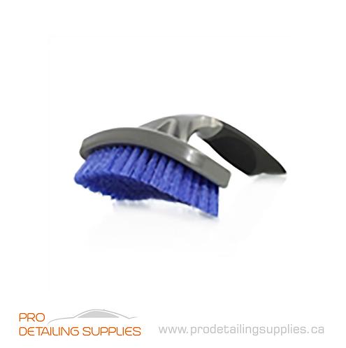 SM Arnold Deluxe Contour Tire Scrub Brush