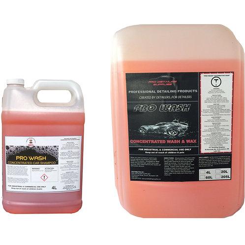 Big D's Pro Wash Concentrated Car Shampoo