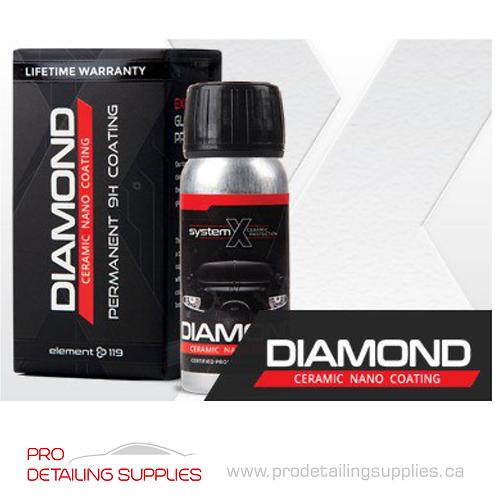 System X Diamond S/S - 65 ml