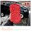 Sonax Car Wash Kit showing washing pad in use