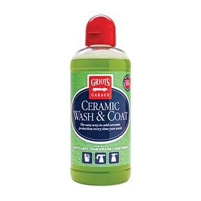 Griot's Garage Ceramic Wash & Coat