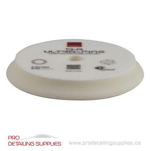 Rupes High Performance Ultra Fine Finishing White Foam Pad - D/A