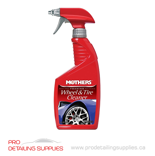 Mothers (35924) Foaming Wheel & Tire Cleaner