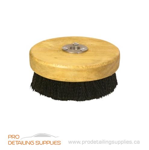 SM Arnold Rotary Polisher Carpet Brush Attachment