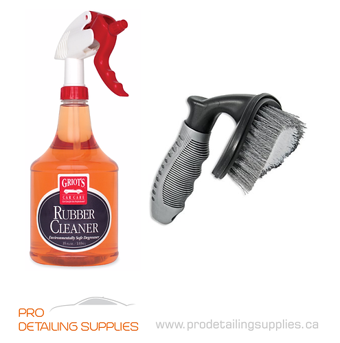 Griot's Garage Tire Cleaning Kit