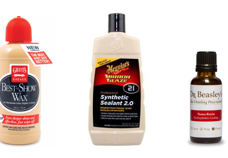 Waxes, Sealants & Coatings. Whats the Difference?
