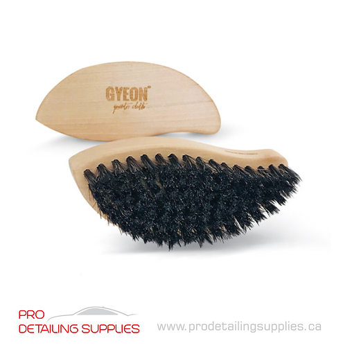 Gyeon Q²M Leather Horse Hair Brush