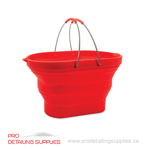 Griot's Garage (66004) Collapsible Silicon Bucket