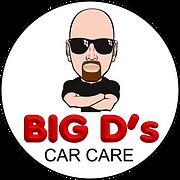 bigD's Car Care logo