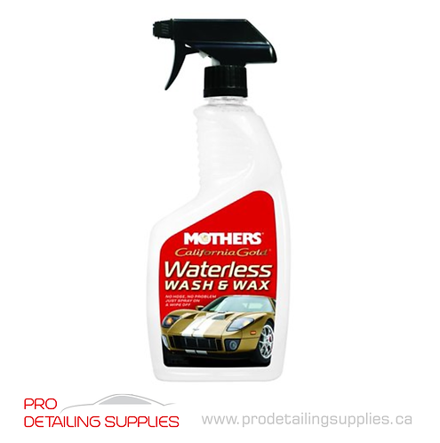 Mother's (05644) California Gold® Waterless Wash & Wax - 24 oz