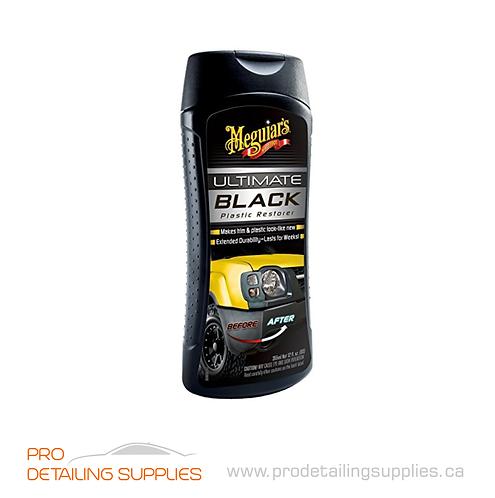 Meguiars (G15812C) Ultimate™ Black Plastic Restorer - 12 oz