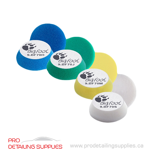 Rupes Ibrid Foam Pads (Various Colours & Sizes)