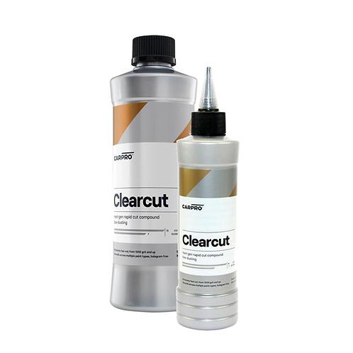 CarPro ClearCut Rapid Cut Compound