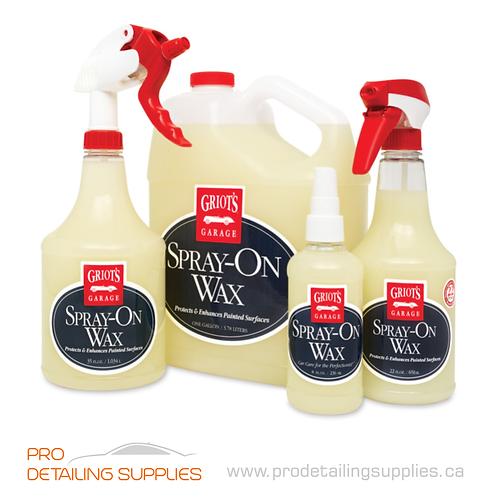 Griot's Garage (11098) Spray On Wax