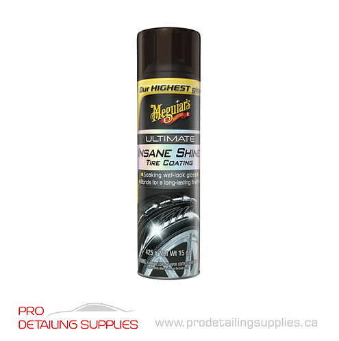 Meguiar's (G190315C) Ultimate Insane Shine Tire Coating