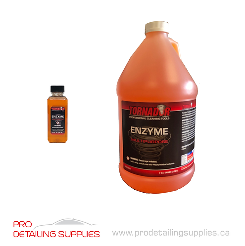 Tornador TC Enzyme Multi-Purpose Cleaner  (2 oz & 1 gal)