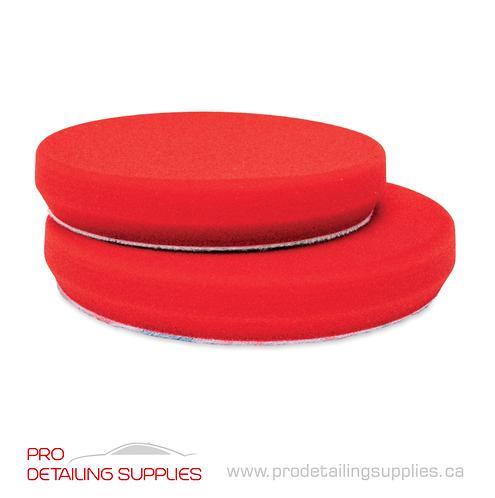"""Griot's Garage Red Foam Waxing Pad (5.5"""" & 6.5"""") - Set of 2"""