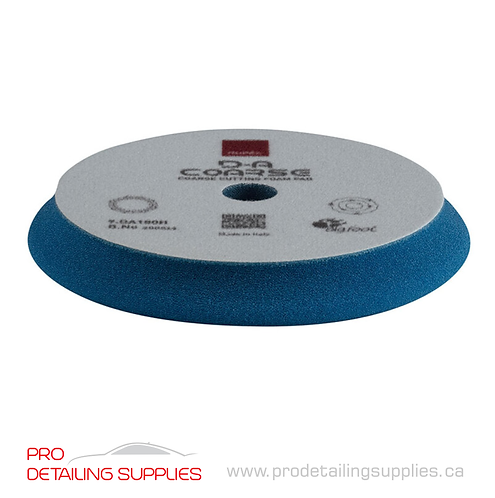 Rupes High Performance Coarse Blue Cutting Pad - D/A