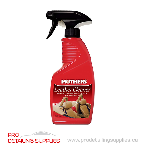 Mothers Leather Cleaner - 12 oz