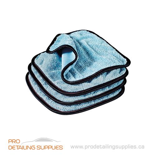Griot's Garage (55582) PFM Dual Weave Glass Towel - 4 pk