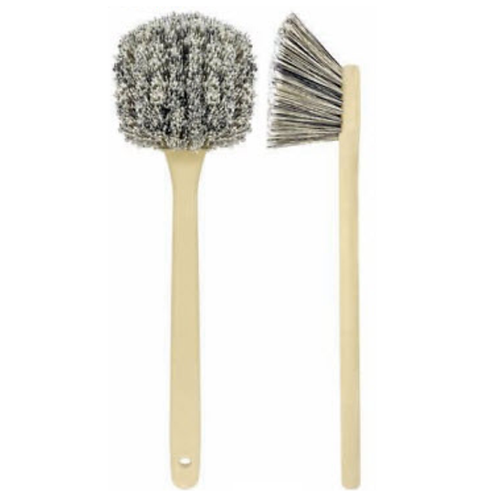 SM Arnold Extra Long Bristle Wheel Body Brush