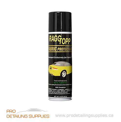 Raggtopp Fabric Protection - 14 oz