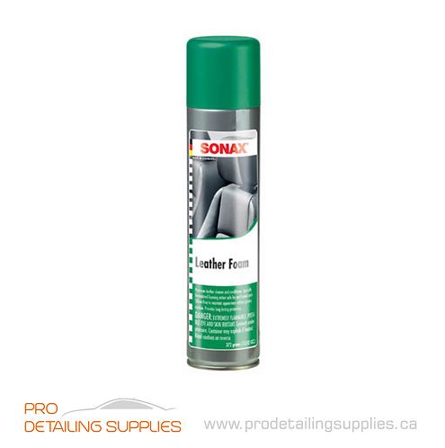 Sonax (289300) Leather Care Foam - 400 ml
