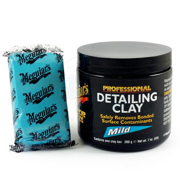 Meguiar's Mild Clay